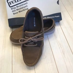 Other - 👞 Like New Brown Boat Shoes 👞